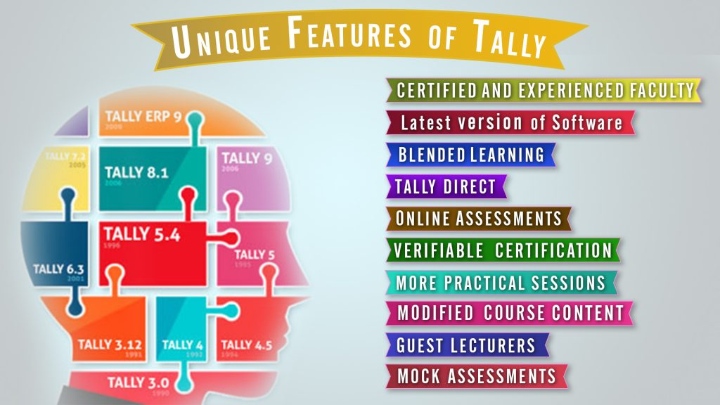 Tally Training institute in Chandigarh | Tally ERP9 Course