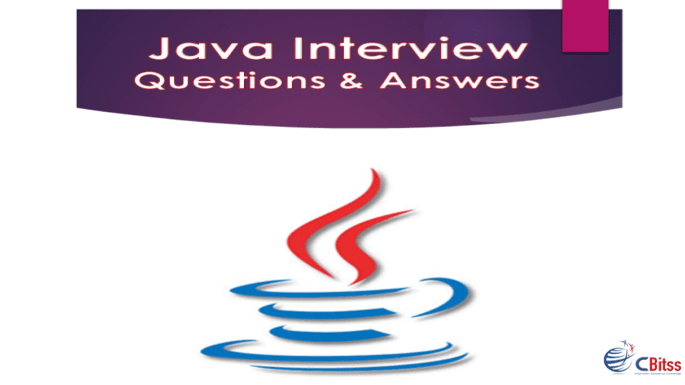 Core Java Interview Questions and Answers